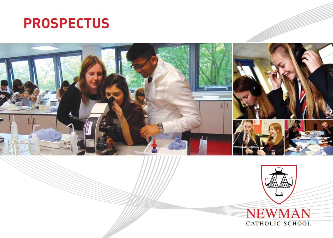 Newman Catholic School Prospectus